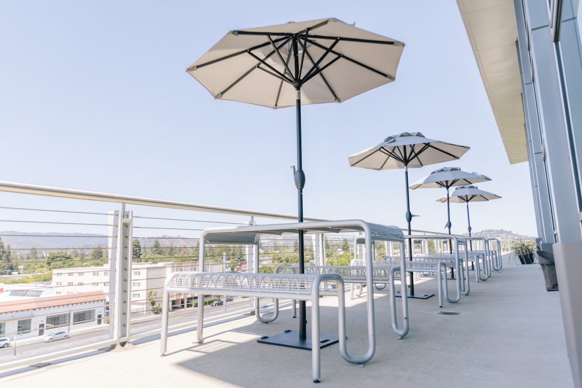 Collective Fish and Richardson Outdoor Furniture