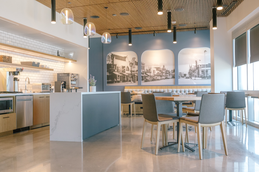 The Collective Fish and Richardson Law Firm Cafe